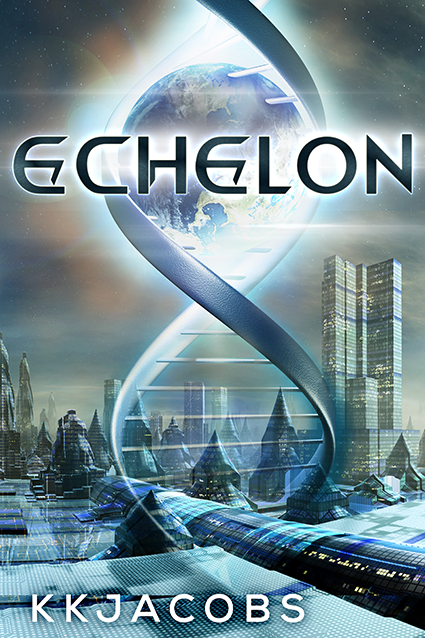"Cover: ""Echelon"" by KK Jacobs"