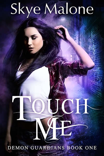 "Cover: ""Touch Me"" by Skye Malone"