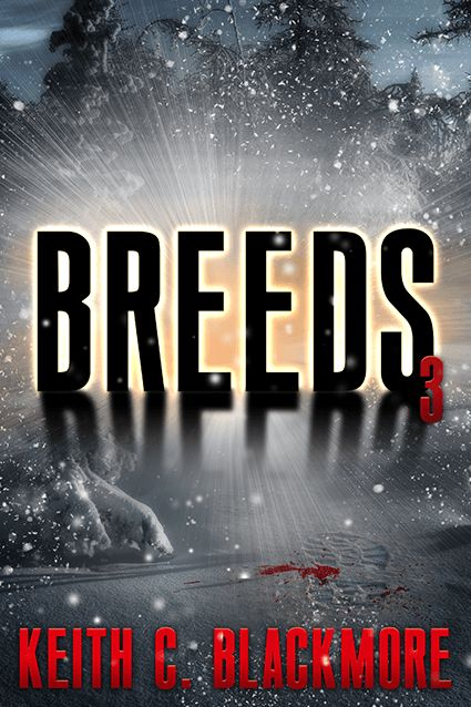 """Cover: """"Breeds 3"""" by Keith C. Blackmore"""