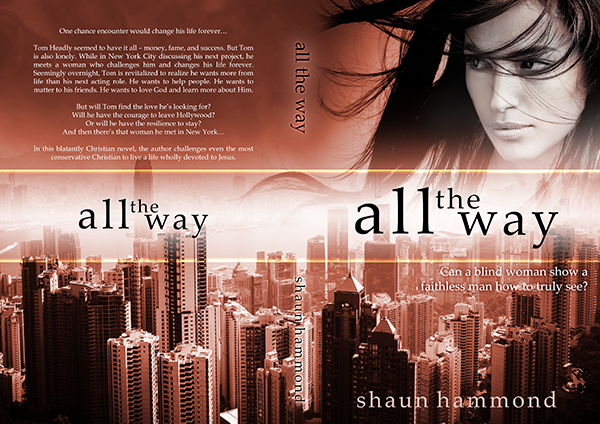 "Cover: ""All the Way"" by Shaun Hammond"