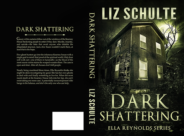 "Cover: ""Dark Shattering"" by Liz Schulte"