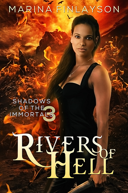 "Cover: ""Rivers of Hell"" by Marina Finlayson"